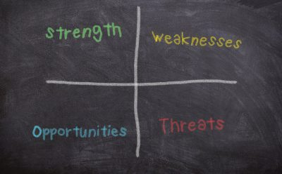 SWOT, uit of in?